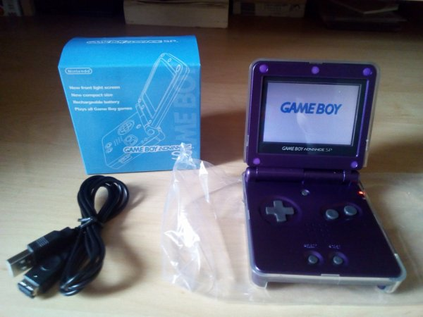 Consoles GBA SP, Dreamcast 33189110