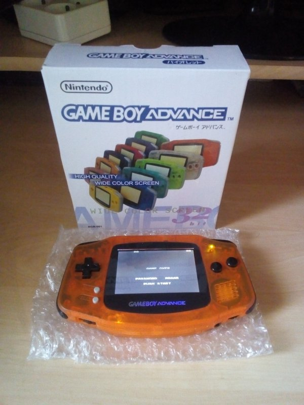 [VDS] Consoles GBA, GBA SP, AGS 101, Dreamcast, SNES, NES 33193910