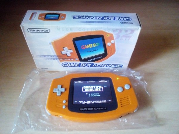 [VDS] Consoles GBA, GBA SP, AGS 101, Dreamcast, SNES, NES 33193911