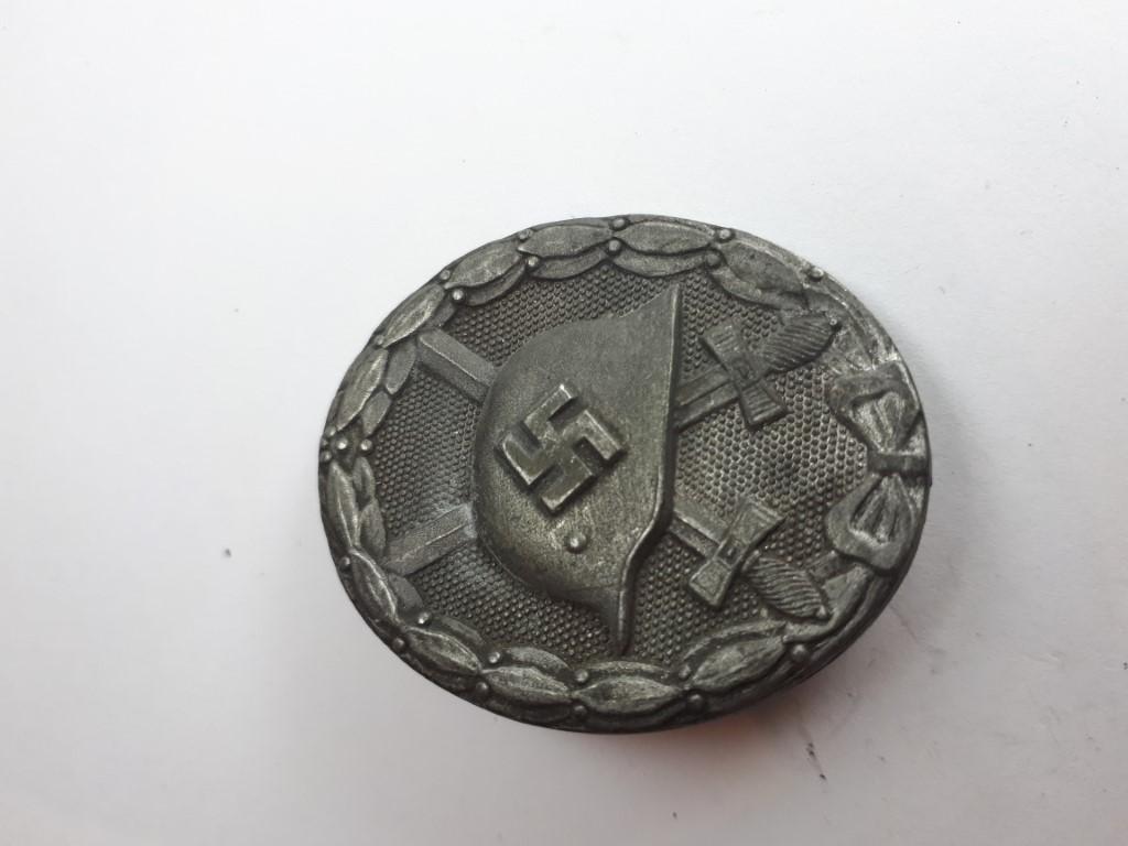 badge des blessés ww2 20191364