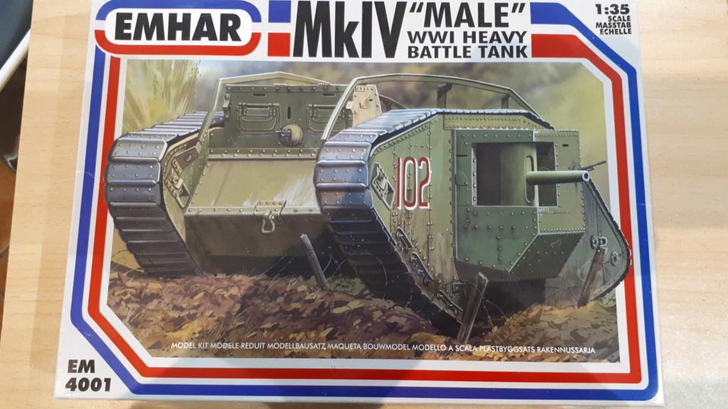 Bon alors ! Vous en pensez quoi ?  Diorama MkIV - EHMAR - 1/35 20210153