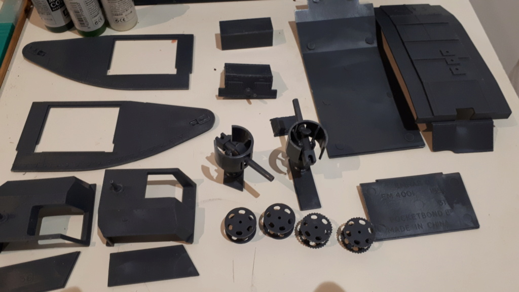 Bon alors ! Vous en pensez quoi ?  Diorama MkIV - EHMAR - 1/35 20210158