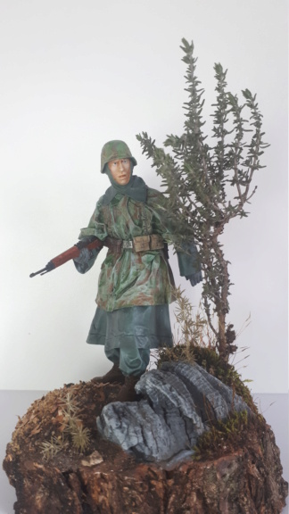 Grenadier - Alpine - 120 mm 219