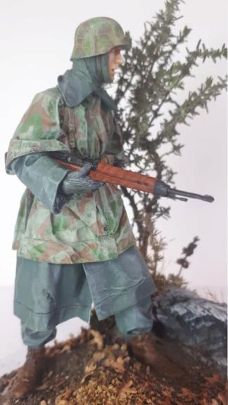 Grenadier - Alpine - 120 mm 516