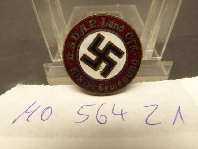 badge autrichien Autric11
