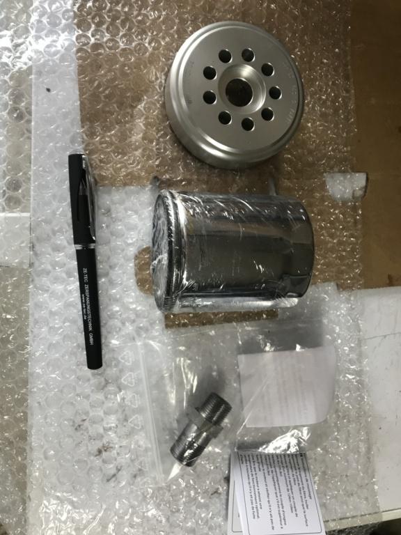 Cloche pour filtre à huile Filtre10