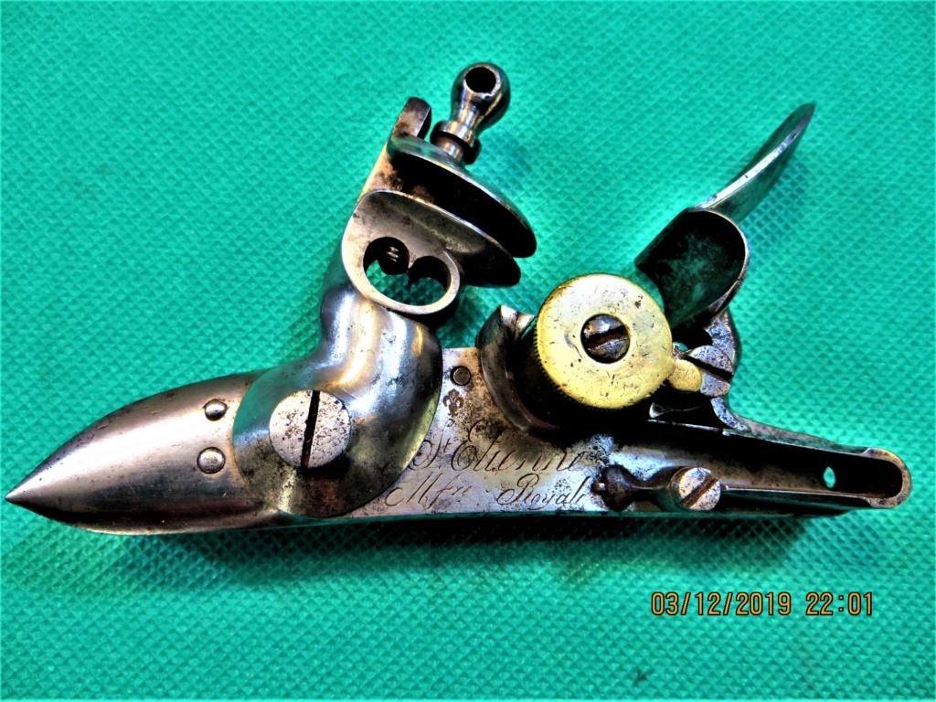 fusil de garde du corps du roi modèle 1816 Img_2911