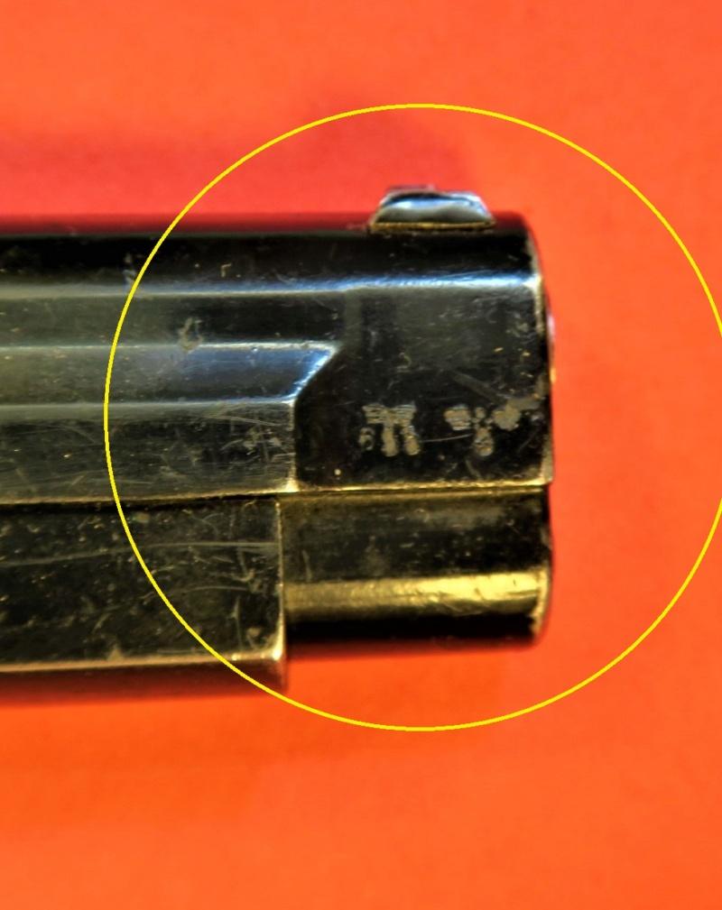 """Pistolet réglementaire MAS Modèle 1935 """"S"""" - Page 2 Img_2923"""