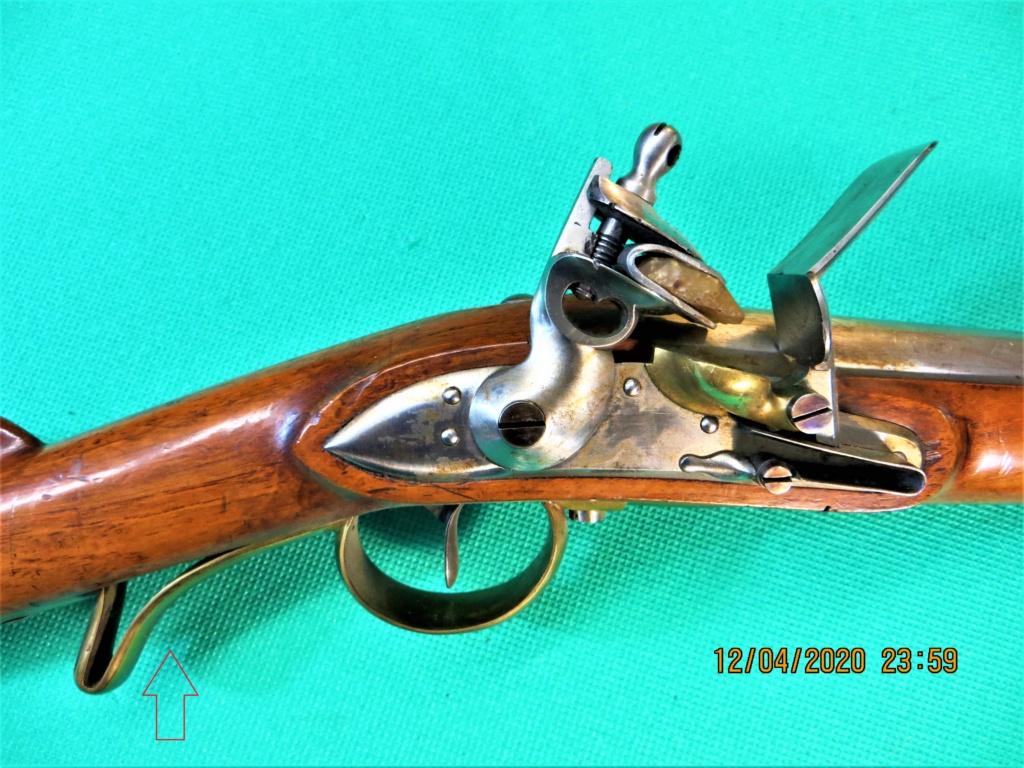 Fusil Double Autrichienne - Doppelstutzen 1768 - Page 2 Img_3721