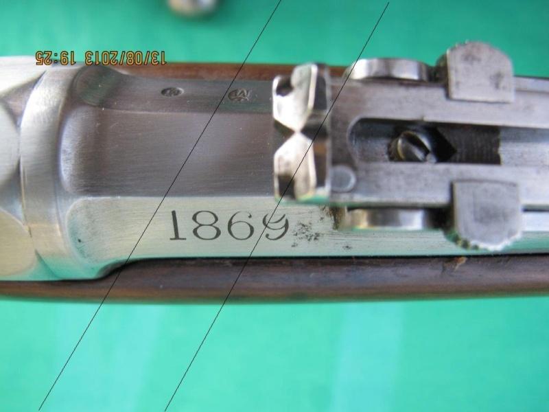 """Fusil Chassepot modifié """"Beaumont"""" (?) Img_4031"""