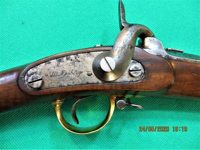 Belge Carabine de Tirailleurs de Vincennes 1837 Img_4137