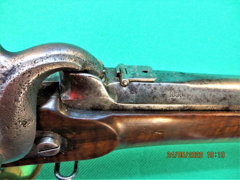 Belge Carabine de Tirailleurs de Vincennes 1837 Img_4138