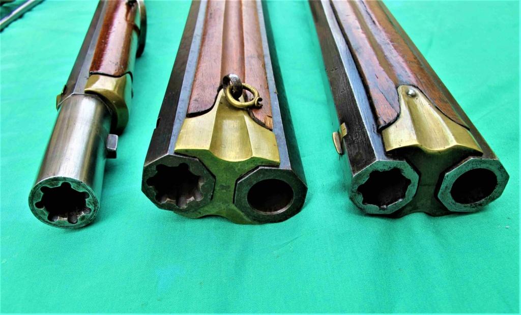 Fusil Double Autrichienne - Doppelstutzen 1768 Img_4320