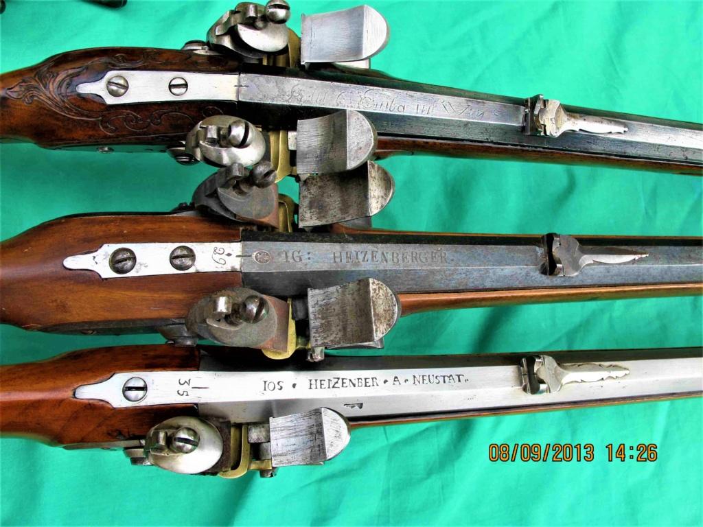 Fusil Double Autrichienne - Doppelstutzen 1768 Img_4321