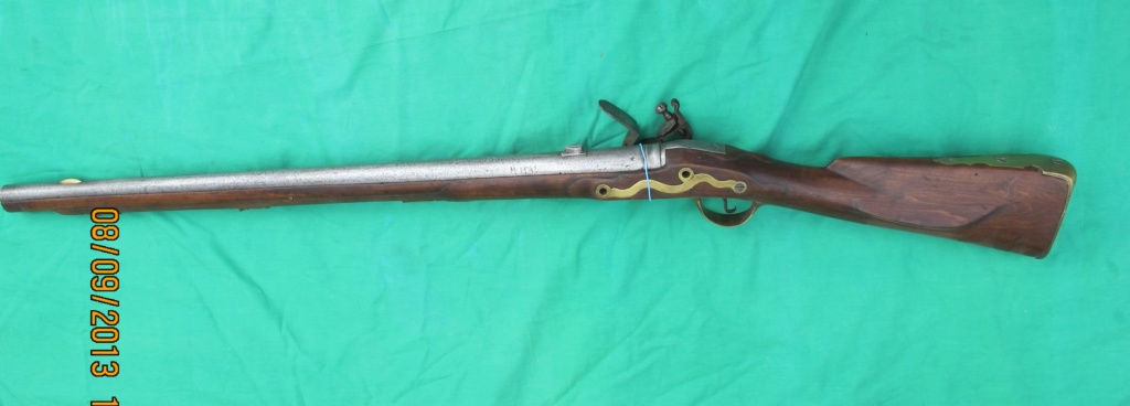 Tiroler Kaiserjäger, modèle jägerstutzen M 1769 Img_4323