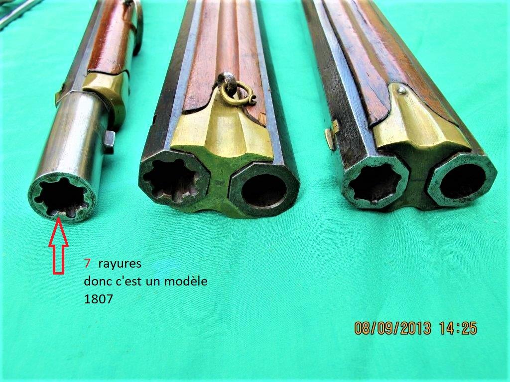 Fusil Double Autrichienne - Doppelstutzen 1768 - Page 2 Img_4330