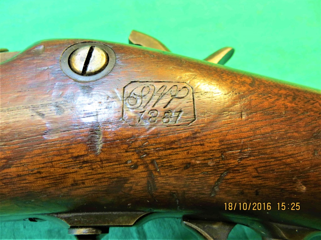 US Cavalry M1873 Trapdoor carbine - Page 2 Img_4512