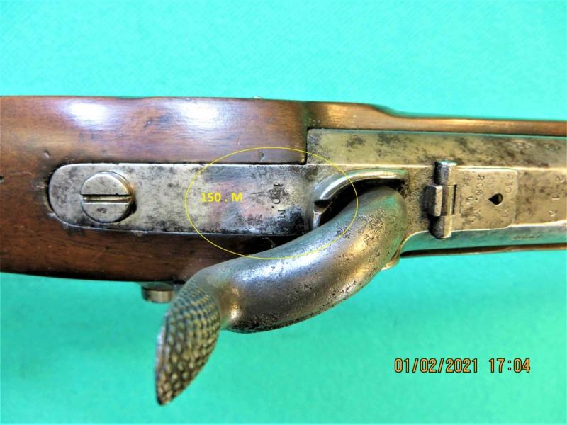 Belge Carabine de Tirailleurs de Vincennes 1837 Img_5929