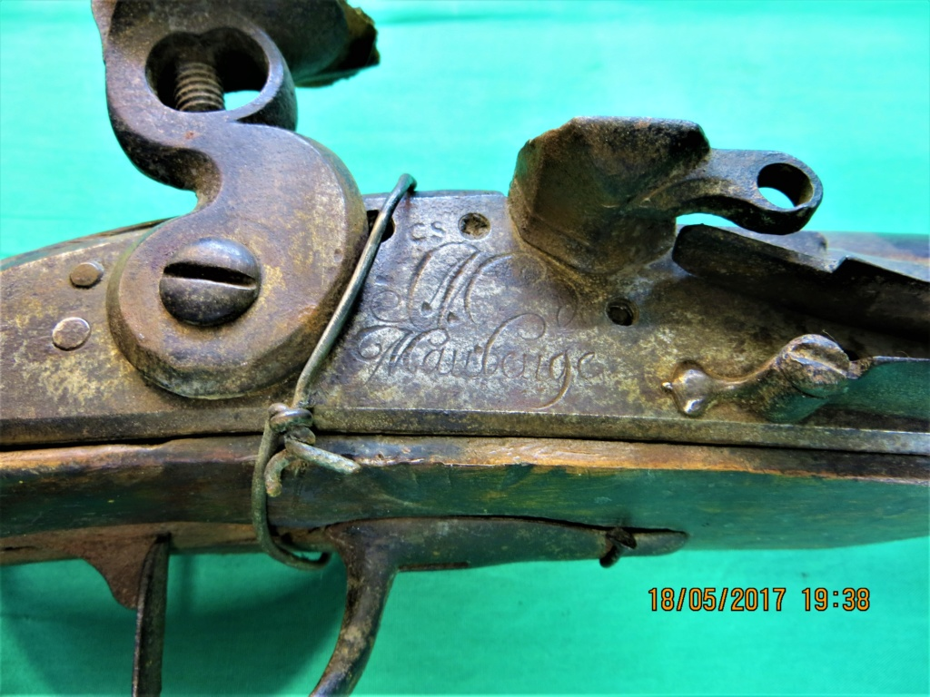 un fusil d'officier ancien régime  Img_6010