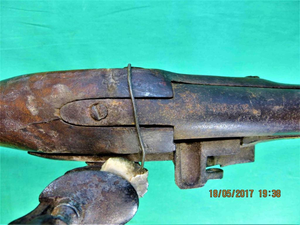 un fusil d'officier ancien régime  Img_6011