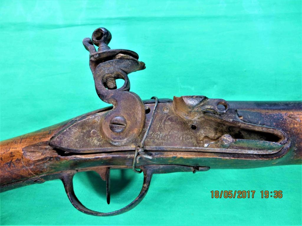 un fusil d'officier ancien régime  Img_6016