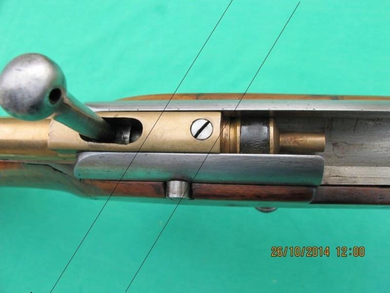 """Fusil Chassepot modifié """"Beaumont"""" (?) Img_6618"""