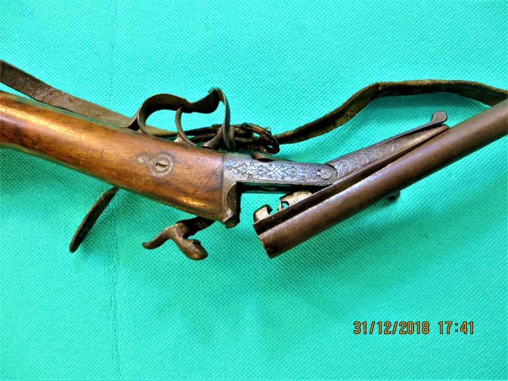 petite carabine Gaubert signée Lefaucheux - Page 2 Img_9713