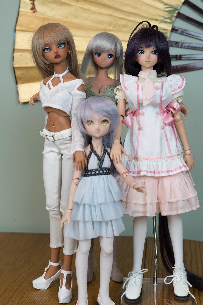 [Comparaison] Tan skin Dollfie Dream - Dollfie Icon - Angel Philia - Smart Doll Ell_2210