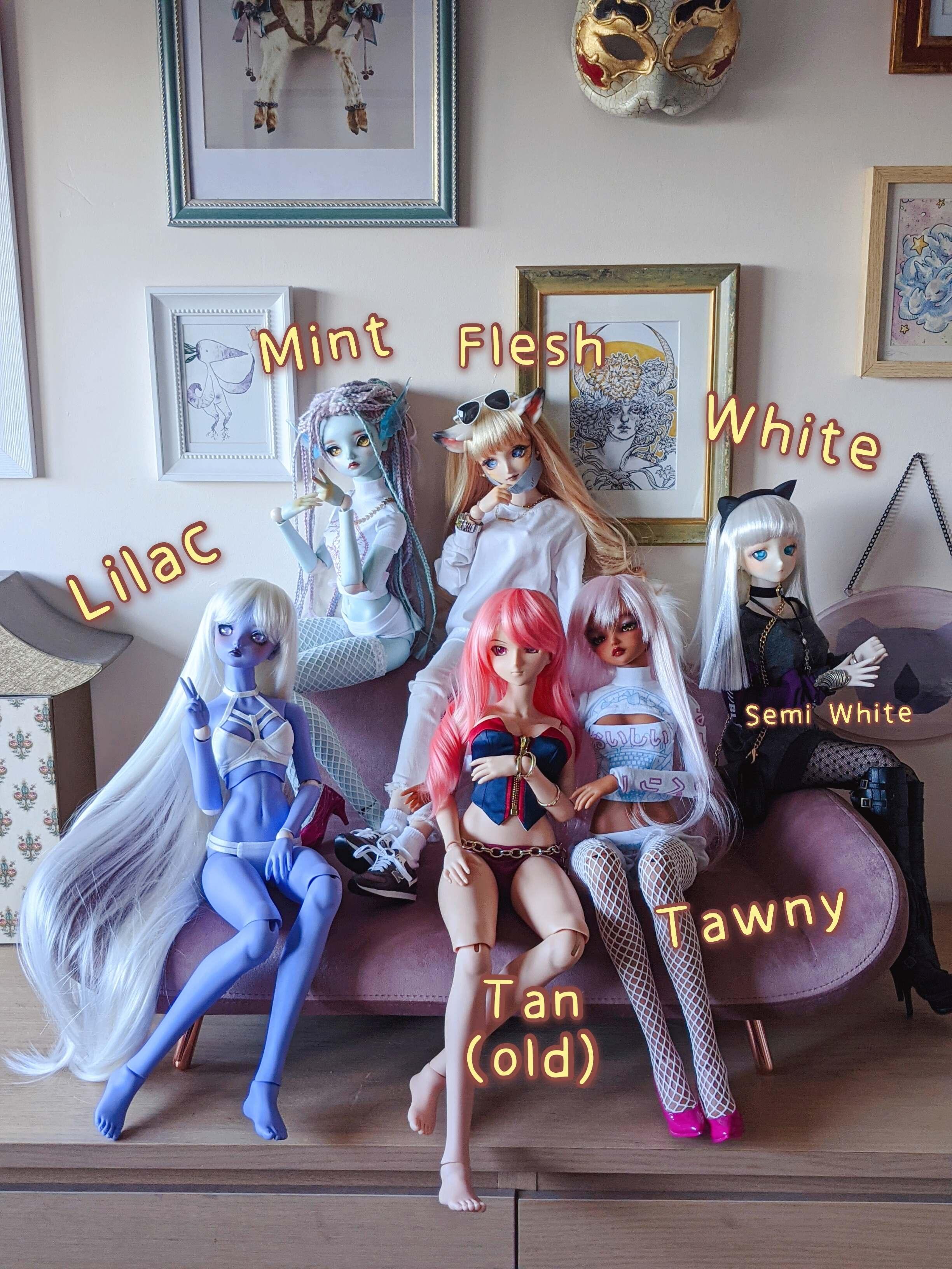 [Comparaison] Tan skin Dollfie Dream - Dollfie Icon - Angel Philia - Smart Doll Pxl_2014