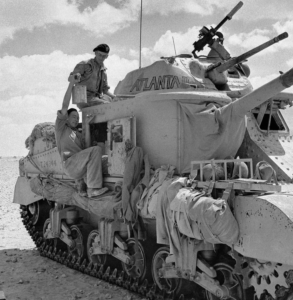 2ème bataille d'El-Alamein ... Le début de la fin pour l'Afrika Korps - Page 3 790e2f10