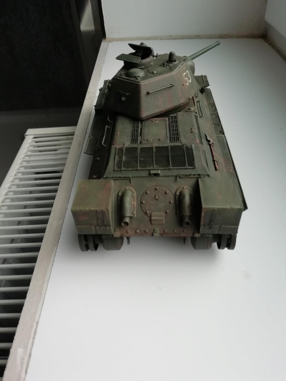 C'est parti ... 1er sujet - Diorama T34/76 E, modèle 1943 Img_2011