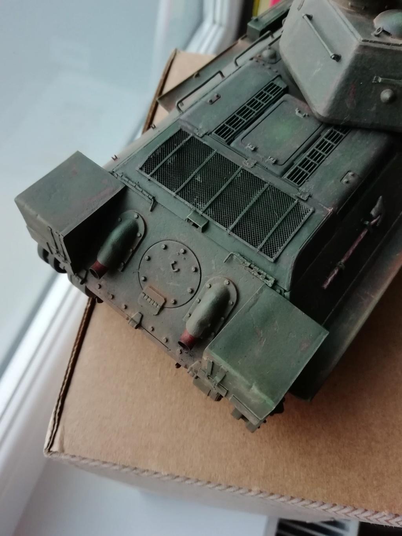 C'est parti ... 1er sujet - Diorama T34/76 E, modèle 1943 Img_2019