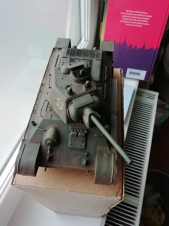 C'est parti ... 1er sujet - Diorama T34/76 E, modèle 1943 Img_2020