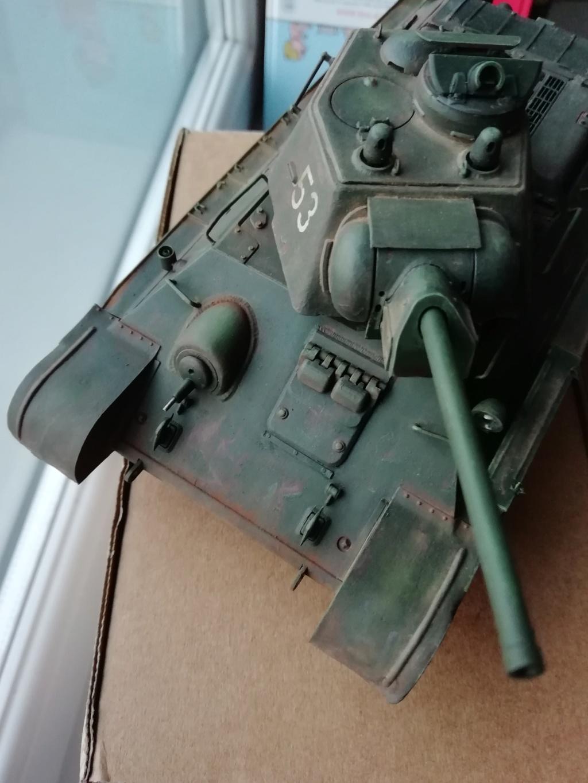 C'est parti ... 1er sujet - Diorama T34/76 E, modèle 1943 Img_2022