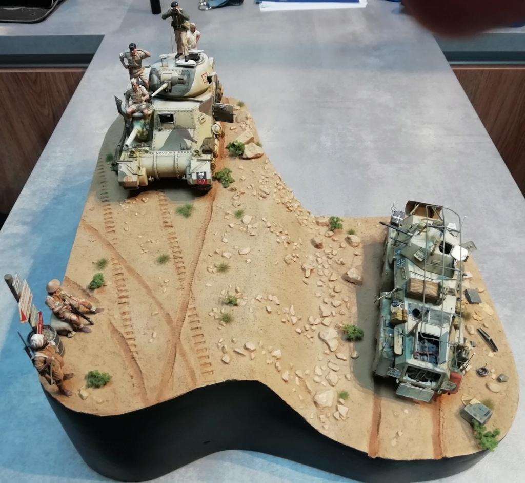 2ème bataille d'El-Alamein ... Le début de la fin pour l'Afrika Korps - Page 13 Img_2220