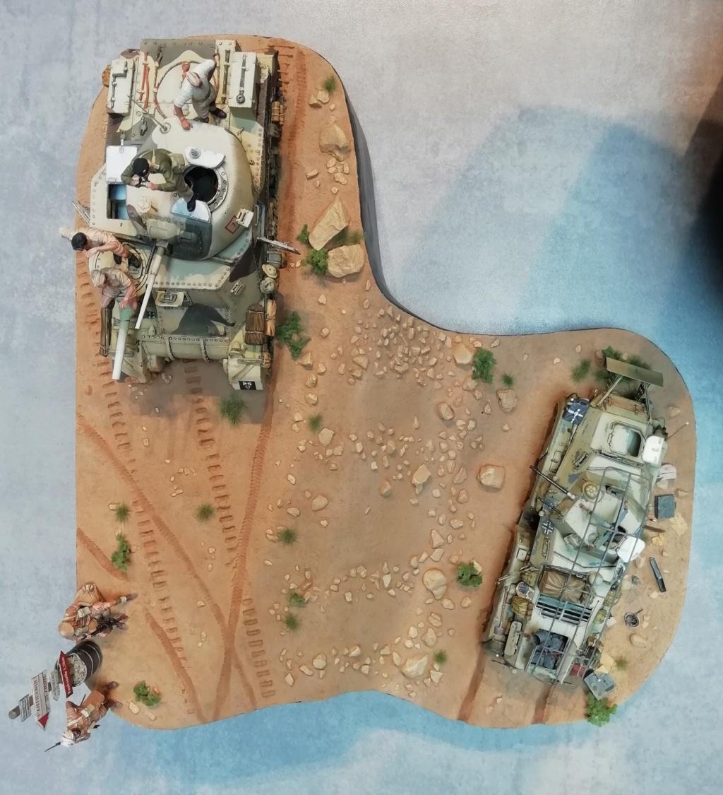 2ème bataille d'El-Alamein ... Le début de la fin pour l'Afrika Korps - Page 13 Img_2222