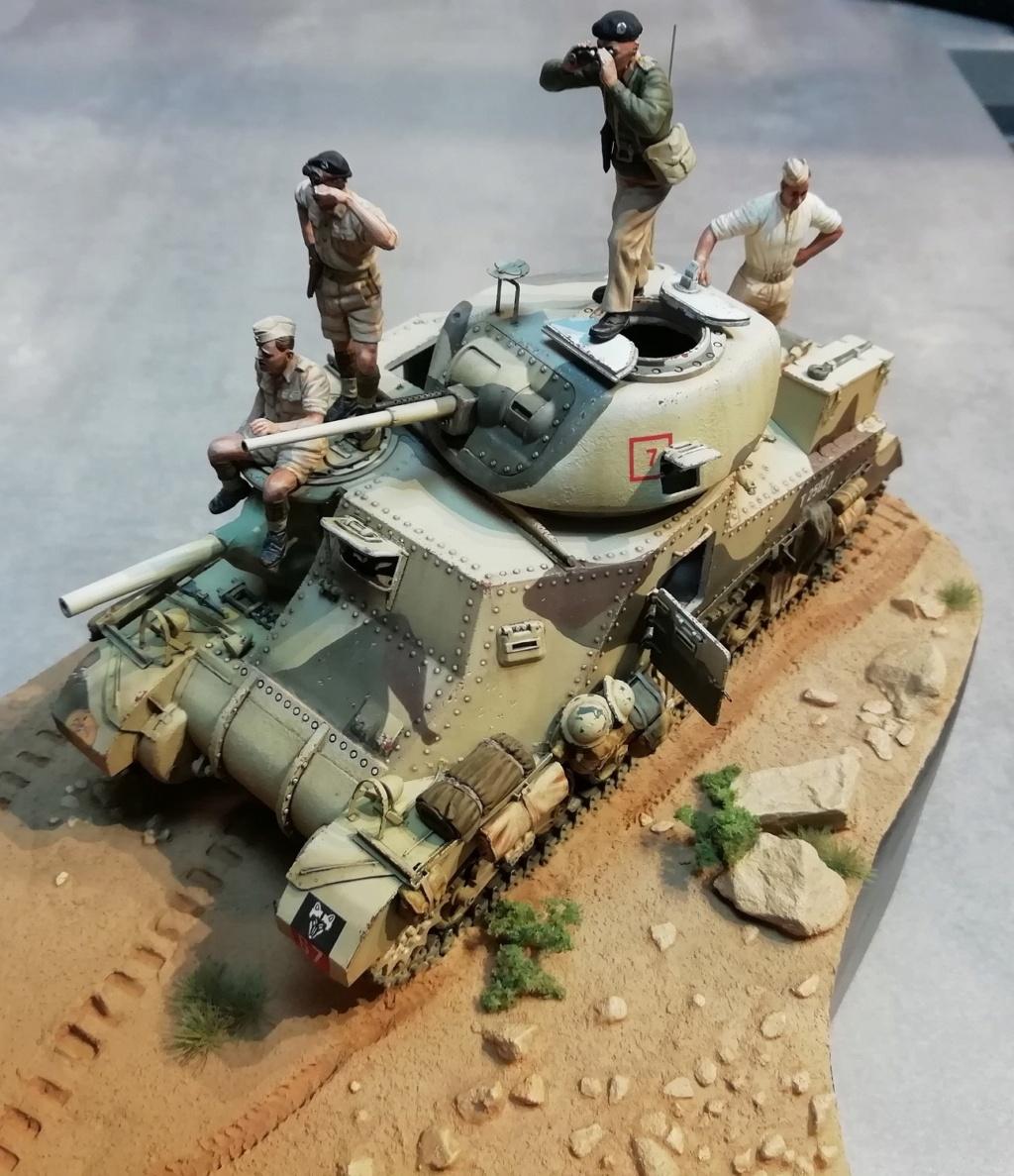 2ème bataille d'El-Alamein ... Le début de la fin pour l'Afrika Korps - Page 13 Img_2224