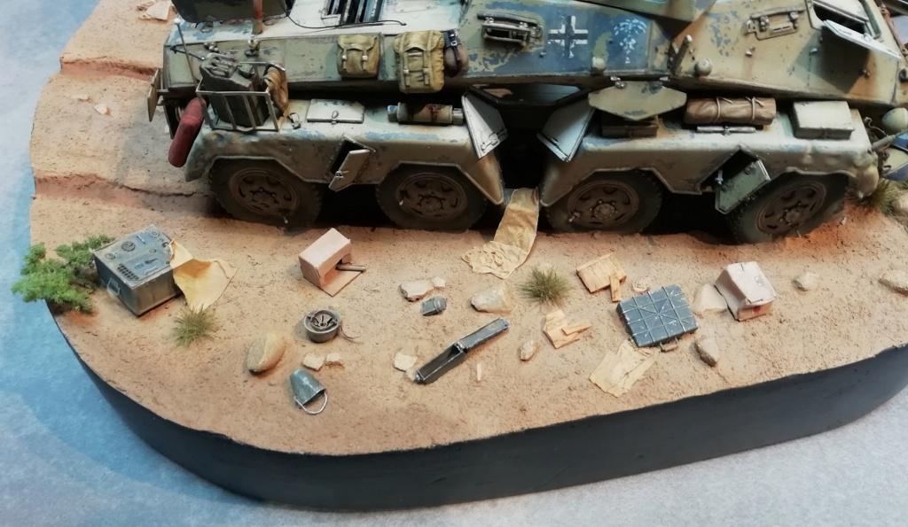 2ème bataille d'El-Alamein ... Le début de la fin pour l'Afrika Korps - Page 13 Img_2225
