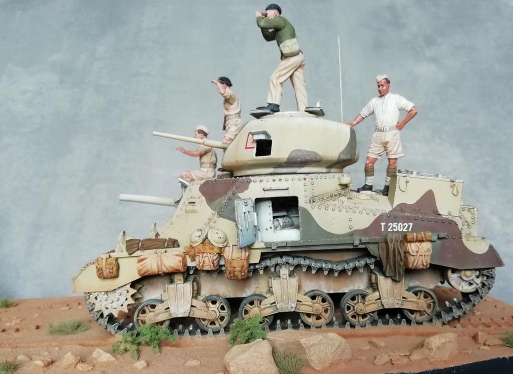 2ème bataille d'El-Alamein ... Le début de la fin pour l'Afrika Korps - Page 13 Img_2226