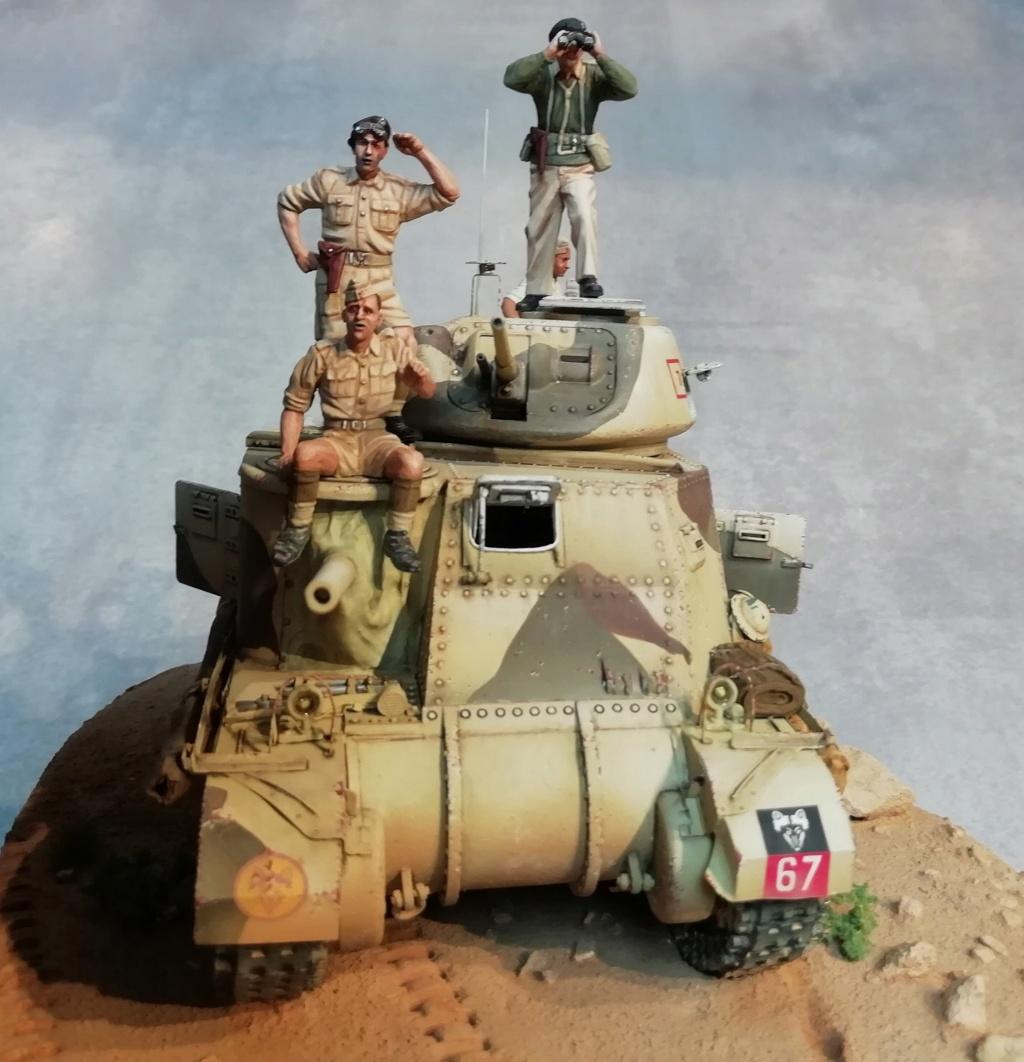 2ème bataille d'El-Alamein ... Le début de la fin pour l'Afrika Korps - Page 13 Img_2227