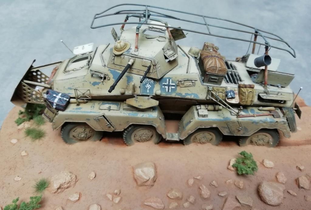 2ème bataille d'El-Alamein ... Le début de la fin pour l'Afrika Korps - Page 13 Img_2228