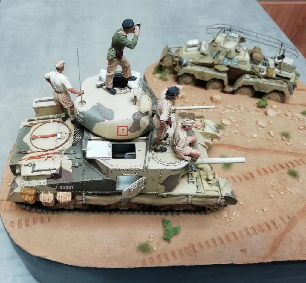 2ème bataille d'El-Alamein ... Le début de la fin pour l'Afrika Korps - Page 13 Img_2230