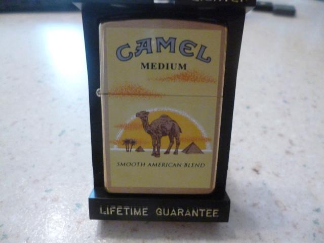camel - Mes nouveaux zippos  - Page 2 P1030629
