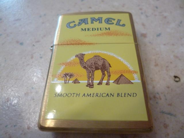 camel - Mes nouveaux zippos  - Page 2 P1030631