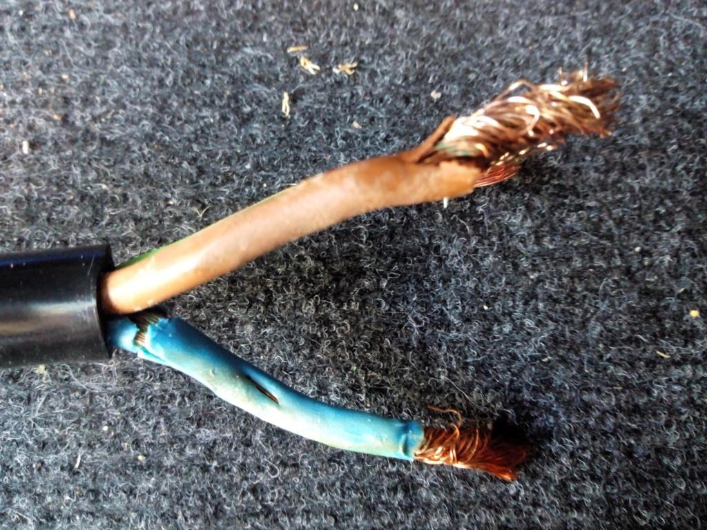 Problème chauffe câble d'alimentation ELPA EVR01 Img_2028