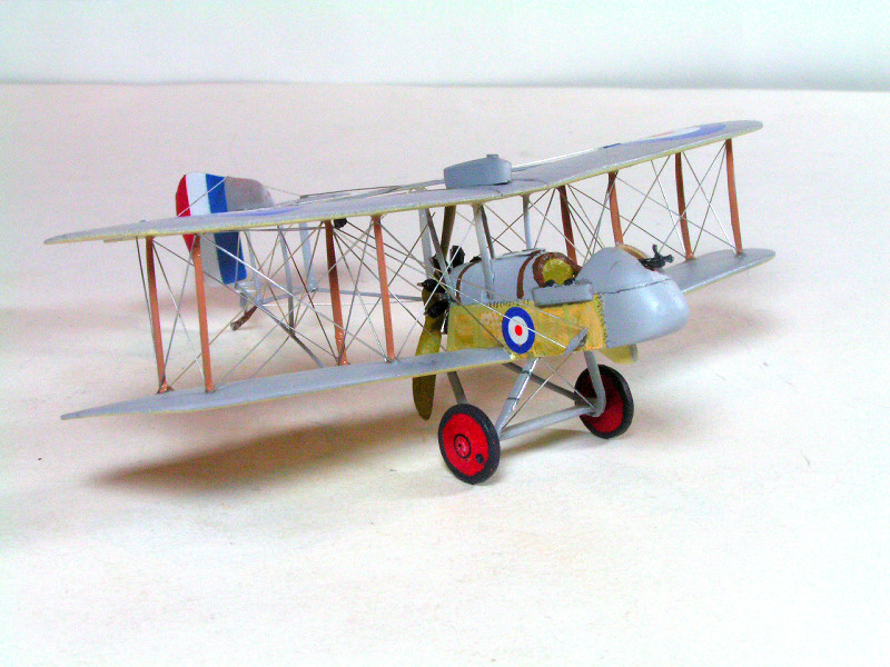 Community Build #28 - World War One Aircraft Dh2-9010