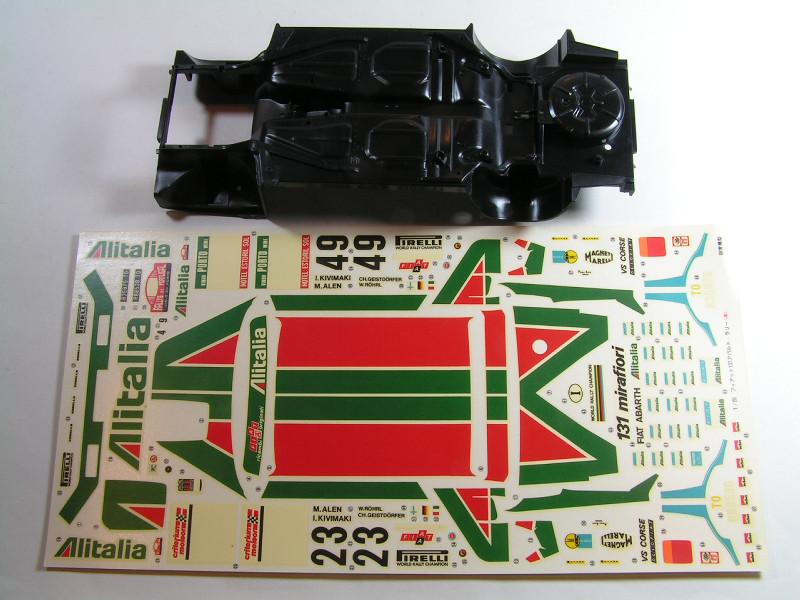 Community Build #27 - Rally Cars Fiat1311