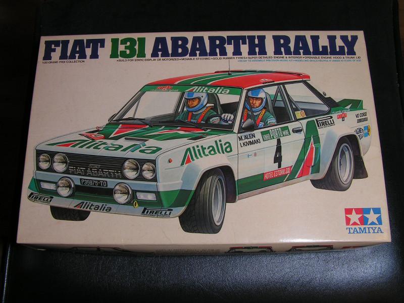 Community Build #27 - Rally Cars Fiat1312