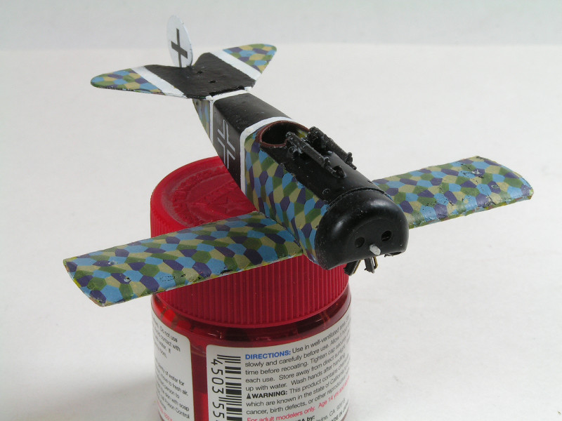 Community Build #28 - World War One Aircraft Fokker21