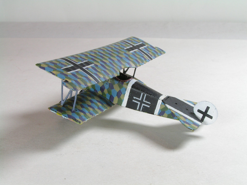 Community Build #28 - World War One Aircraft Fokker24